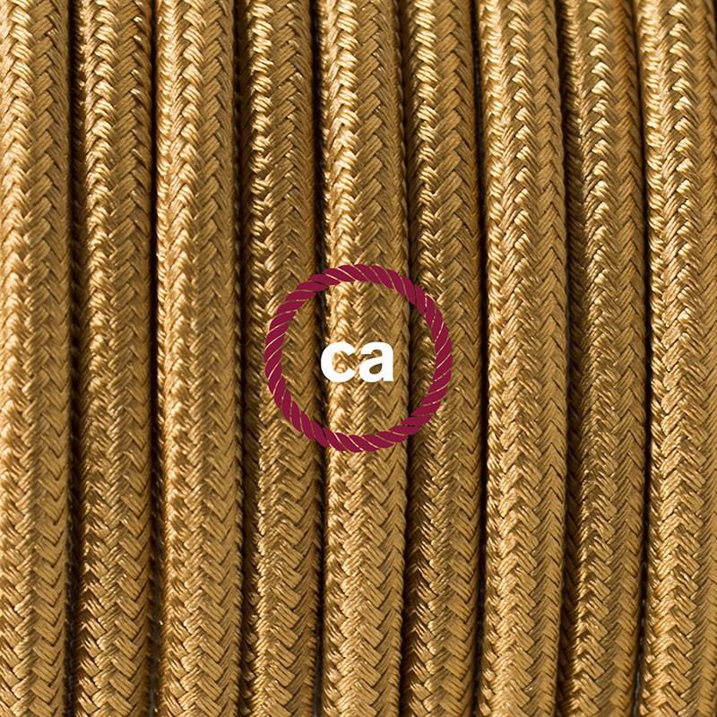 Komplet s prekidačem RM05 Zlatni - 1,8 m. odaberite boju prekidača i utikača!