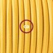 Komplet s podnim prekidačem RM10 Žuti rajon - 3 m. Odaberite boju prekidača i utikača!