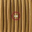 Komplet s podnim prekidačem RM05 Zlatni rajon - 3 m. Odaberite boju prekidača i utikača!