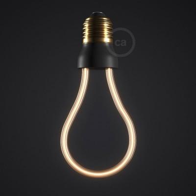 LED žarulja Art Flame 8W E27 Zatamnjena 2200K