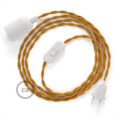 SnakeBis komplet za svjetiljku s tekstilnim kabelom - Zlatni Rajon TM05