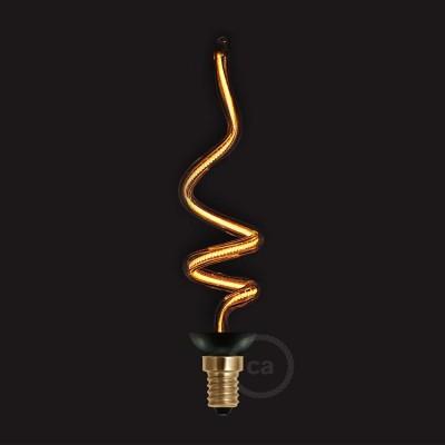LED žarulja Art Flame 8W E14 Zatamnjena 2200K