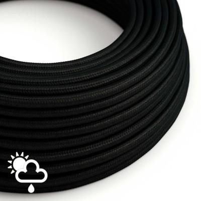 Vanjski okrugli električni kabel SM04 - crna