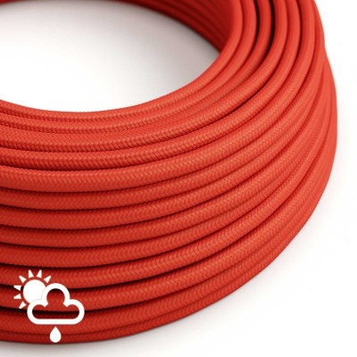 Vanjski okrugli električni kabel SM09 - crvena