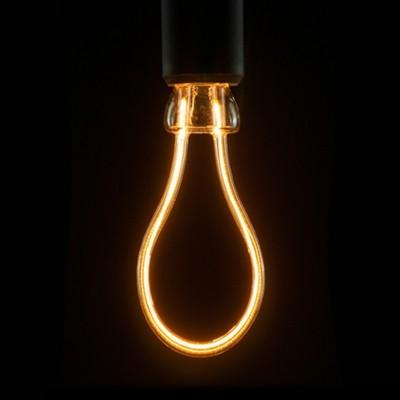LED žarulja Art Rustic 8W E27 Zatamnjena 2200K