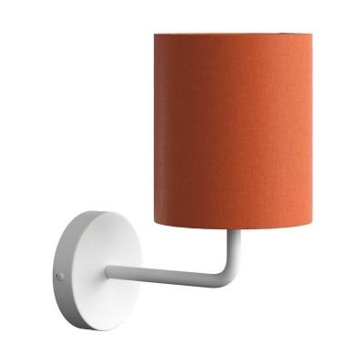 Fermaluce Pastel metal zidna lampa sa sjenilom i metalnim nosačem