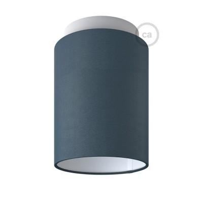Fermaluce Pastel s Cylinder sjenilom, metalna zidna ili stropna lampa