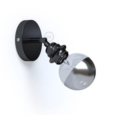 Fermaluce Metallo 90° Urban, podesiva zidna ili stropna lampa sa držačem žarulja navoja E27
