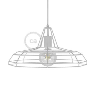 Sjenilo - Sonar XL metalni kavez s grlom navoja E27