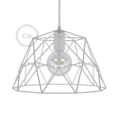 Sjenilo - Dome XL metalni kavez s grlom navoja E27