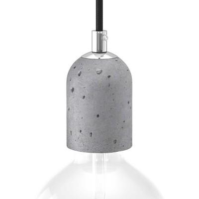 Cementno grlo navoja E27 s priborom za montažu