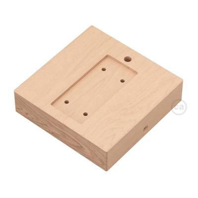 Kvadratna drvena baza za Archet (To)