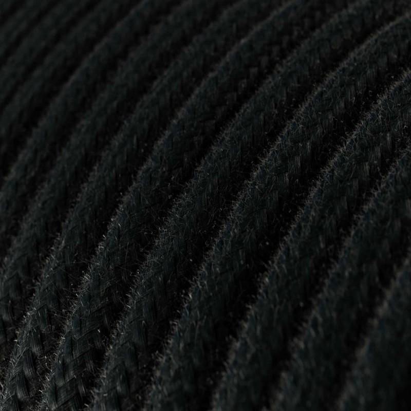 Visilica s tekstilnim kabelom, Harbour sjenilom i metalnim detaljima - Proizvedeno u Italiji