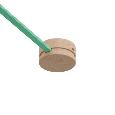 Drveni držač za String light kabel - Filé system. Proizvedeno u Italiji.