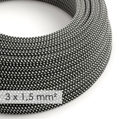 Okrugao kabel većeg presjeka (3x1,50) - 3D Stars RT41