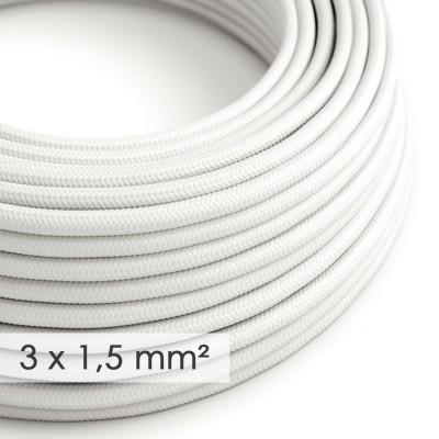 Okrugao kabel većeg presjeka (3x1,50) - bijeli RM01