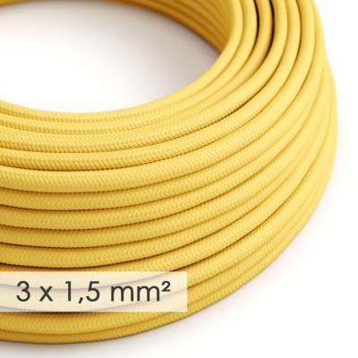Okrugao kabel većeg presjeka (3x1,50) - žuti RM10