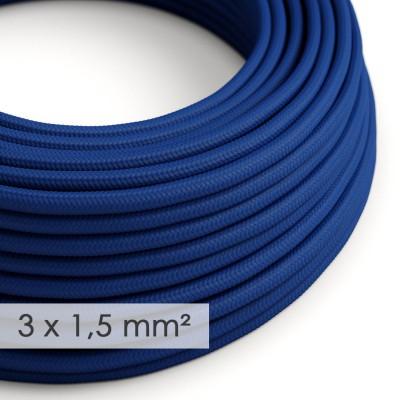 Okrugao kabel većeg presjeka (3x1,50) - plavi RM12