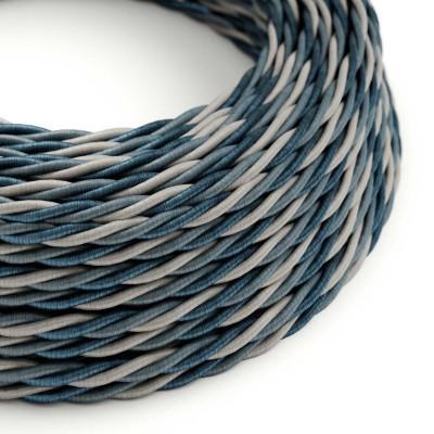 Zamotan tekstilni električni kabel Bernadotte TG08