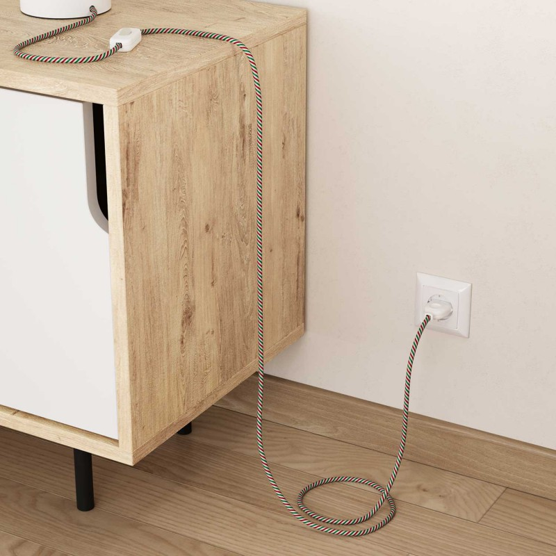 Vertigo električni tekstilni kabel - HD Rome Flex ERM58