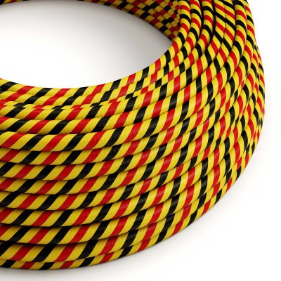 Vertigo električni tekstilni kabel - HD Bruxelles Flex ERM59