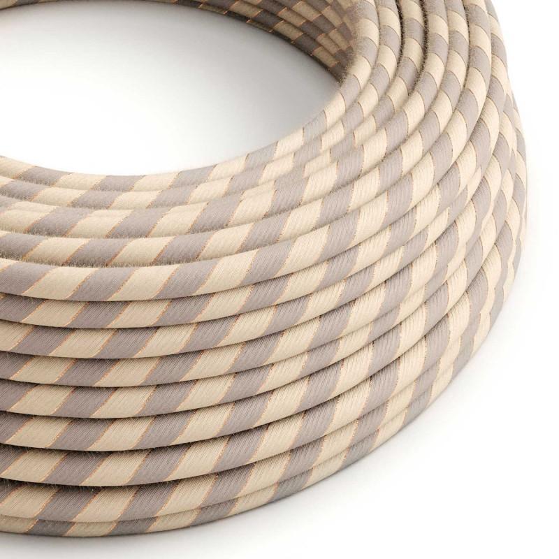 Vertigo električni tekstilni kabel - pamuk, lan & bakar Flex ERR05