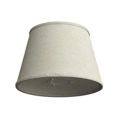 Sjenilo - Impero tekstilno s grlom navoja E27 za stolne ili zidne lampe - Made in Italy